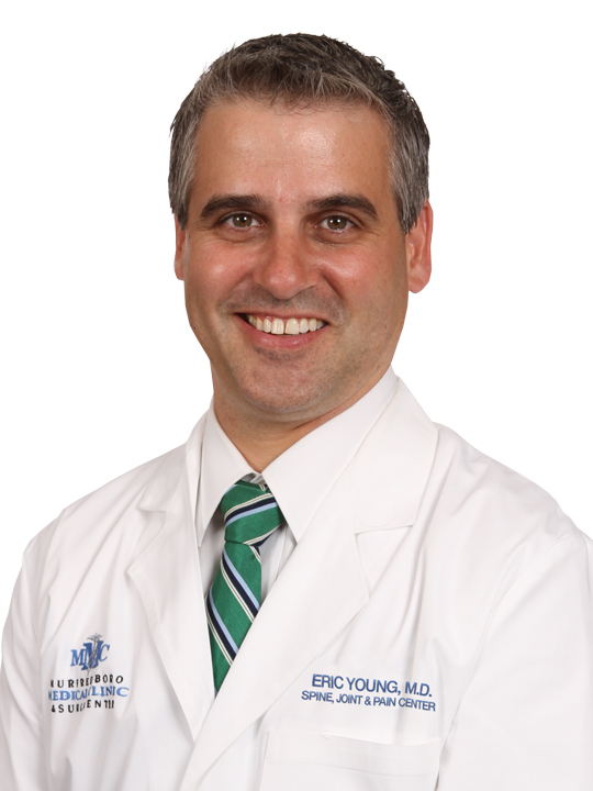 Eric Young, M.D.
